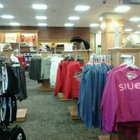 Photo taken at SIUe Bookstore by Steph B. on 7/13/2012