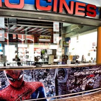 Photo taken at Yelmo Cines Plaza Mayor 3D by Malaga F. on 7/8/2012