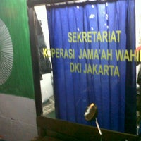 Photo taken at sekretariat kjw dki by fadz 0. on 8/12/2012