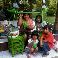 Photo taken at Taman Mini Maerokoco by xtine w. on 4/7/2012