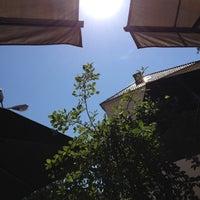 Photo taken at Caffe Leidenschaft by Maik H. on 5/26/2012