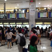 Photo taken at Central City Bus Terminal by Jin Young L. on 8/3/2012
