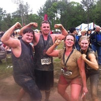 Photo taken at Warrior Dash by David D. on 4/21/2012