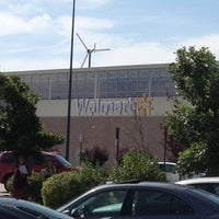 Photo taken at Walmart Supercenter by Bruce H. on 7/14/2012