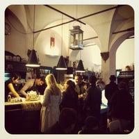 Photo taken at News Café by jerome d. on 4/8/2012