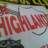 Photo taken at The Highlander by Daniel Jarrett J. on 4/3/2012