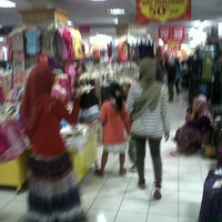 Photo taken at Ramayana Dept. Store by Erwin R. on 8/12/2012