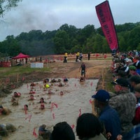 Photo taken at Warrior Dash by Megan S. on 4/21/2012