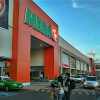 Photo taken at Mega Comercial Mexicana by VJuan N. on 6/27/2012