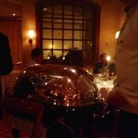 Photo taken at Restaurant Darioli le Chitan by Alisa T. on 3/29/2012