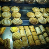 Photo taken at Newtown Pies by Aram D. on 2/4/2012