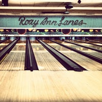 Photo taken at Roxy Ann Lanes by Adam W. on 2/20/2012