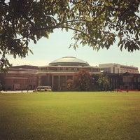 Photo taken at King's College Circle by Jason C. on 9/2/2012