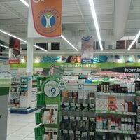 Photo taken at Farmacia San Pablo by Victor G. on 5/4/2012