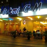Photo taken at Bakmi GM by alkindy r. on 9/5/2012