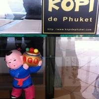 Photo taken at Chinese Language Training Center by Kopi de Phuket โกปี๊ เดอ ภูเก็ต C. on 4/21/2012