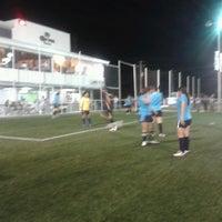 Photo taken at Futbol 7 Merida Center by Anette G. on 7/25/2012