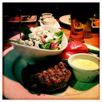 Photo taken at The Keg Steakhouse by Liviu B. on 6/8/2012