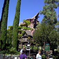Photo taken at Splash Mountain by Todd R. on 9/2/2012