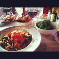 Photo taken at Primi Urban Cafe by Ashley A. on 8/9/2012