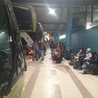 Photo taken at Terminal de Buses Collao by Carlos O. on 7/29/2012