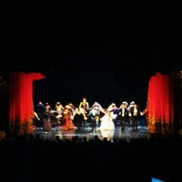 Photo taken at Majestic Theatre by Aygul Z. on 7/6/2012