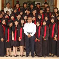 Photo taken at Universitas Tidar by Eni K. on 4/21/2012