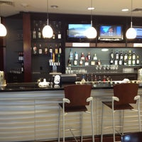 Photo taken at United Club - Terminal E by Scott S. on 4/9/2012