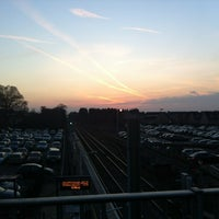 Photo taken at Royston Railway Station (RYS) by Phil M. on 3/1/2012