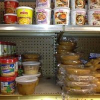 Photo taken at Duangrat's Oriental Food Mart by Linda Walters @. on 7/28/2012