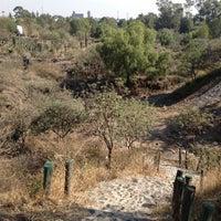 Photo taken at Parque Ecologico Huayamilpas by Ademir P. on 5/20/2012