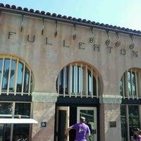 Photo taken at Metrolink Fullerton Station by Paul M. on 7/21/2012