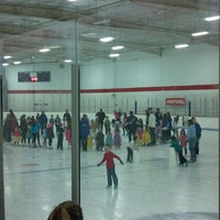 Photo taken at Vacaville Ice Sports by James S. on 3/7/2012