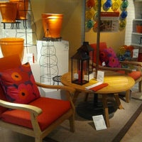 Photo taken at Crate & Barrel by Mariza G. on 4/15/2012