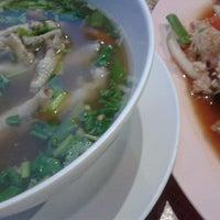 Photo taken at ข้าวต้ม ปังปอนด์ by Joyly E. on 7/7/2012