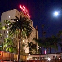 Photo taken at The Hollywood Roosevelt by danita s. on 4/11/2012