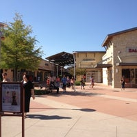 Photo taken at Round Rock Premium Outlets by Chad L. on 7/29/2012