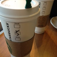 Photo taken at Starbucks by Scott W. on 2/17/2012