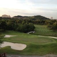 Photo taken at Kinrara Golf Club by Najed on 6/1/2012
