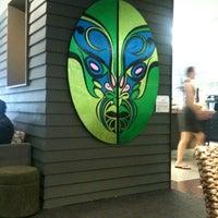 Photo taken at Air NZ Premium Check In by Demet P. on 4/16/2012