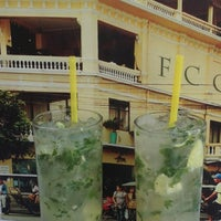 Photo taken at FCC Hotels and Restaurants- Phnom Penh by Beat K. on 4/23/2012