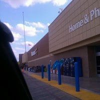 Photo taken at Walmart Supercenter by Hayes A. on 5/1/2012