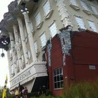 Photo taken at WonderWorks by eva m. on 7/25/2012