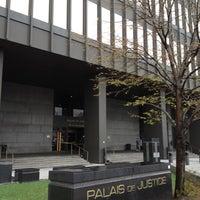 Photo taken at Palais de justice de Montréal by Jason M. on 5/2/2012