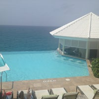 Photo taken at Marriott Frenchman's Reef Resort by Rachael S. on 8/18/2012
