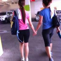 Photo taken at Fitness First by P.pong on 2/5/2012