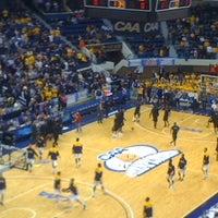 Photo taken at Richmond Coliseum by Jillian L. on 3/5/2012