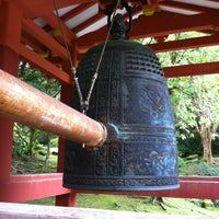Photo taken at Byodo-In Temple by MrRogerMac on 8/28/2012