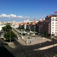 Photo taken at Hotel Roma by S Corrêa on 6/30/2012