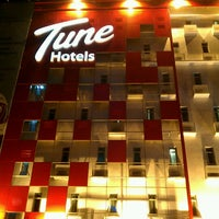 Photo taken at Tune Hotels by Izzat H. on 8/22/2012